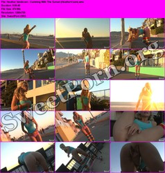 Heather Vandeven Heather Vandeven - Cumming With The Sunset (HeatherV.com) Thumbnail